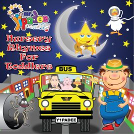 Positively Nursery Rhymes Album (CD)