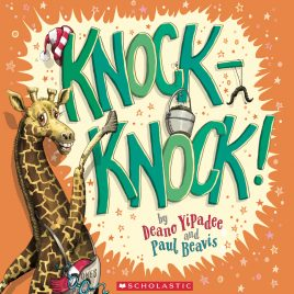 Knock Knock Book with MP3 (Paper Back)