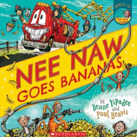 Nee Naw Goes Bananas With Live Facetime/Skype Performance For Your Child
